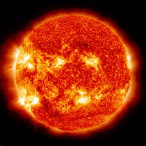 The Sun in the Houses