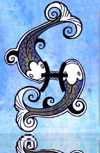 Pisces - decans influence on personality - AstroTarot