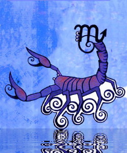 Scorpio- decans influence on personality - AstroTarot