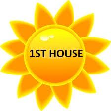 Sun in 1st house