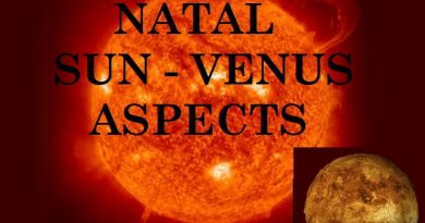 sun-venus aspects