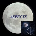 Natal Moon- Part of fortune aspects
