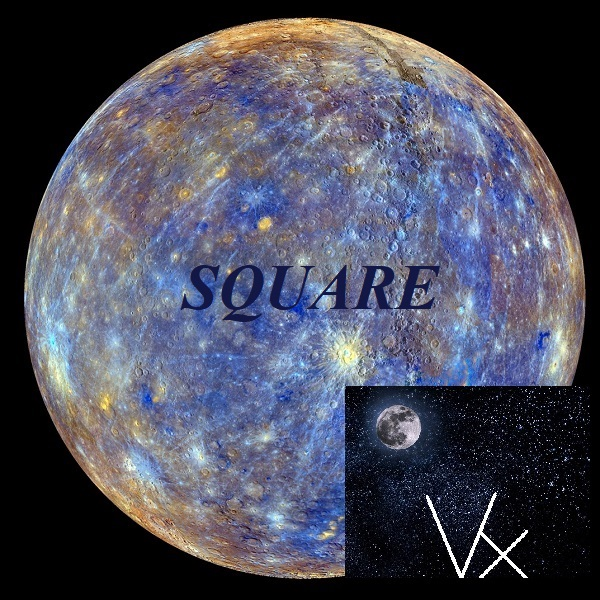 Mercury square Vertex