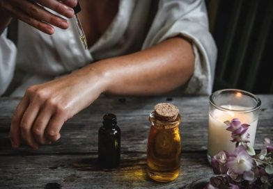 essential oils for rituals