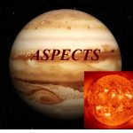 Natal Jupiter – Sun  aspects