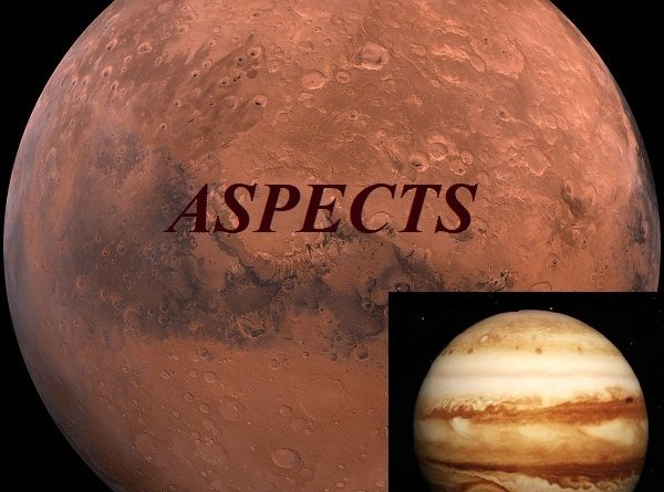 Natal Mars – Jupiter aspects