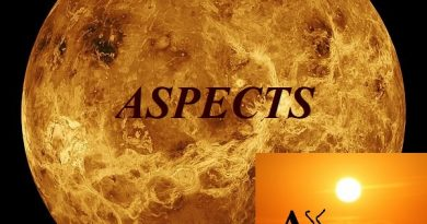 Natal Venus - Ascendant aspects