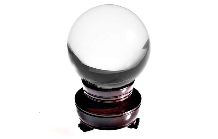 Amlong Crystal 8 Inch Ball Review
