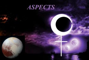 Natal Lilith - Pluto aspects