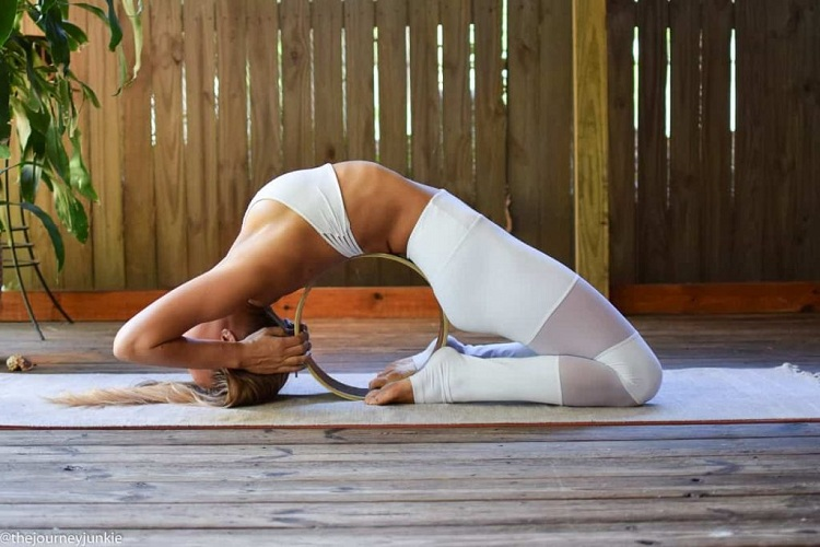 What Is a Yoga Wheel Good For?