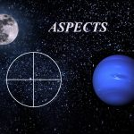 Natal Part of fortune - Neptune aspects