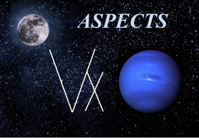 Natal Vertex - Neptune aspects