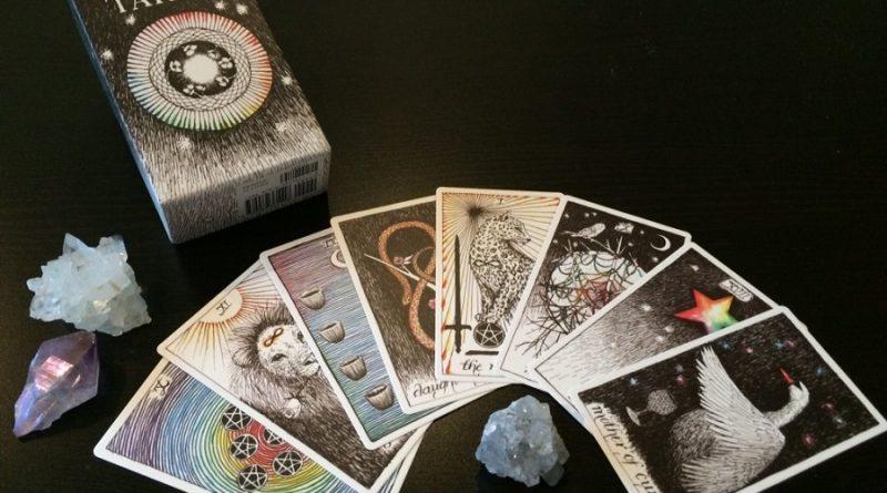 beginners tarot deck