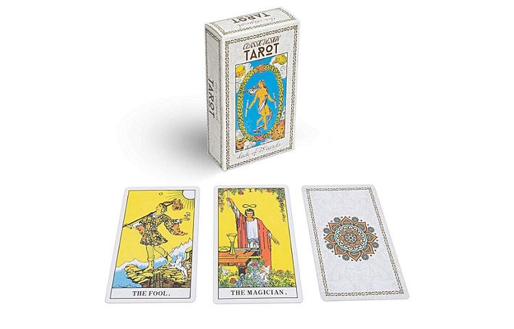 MagicSeer Classic Design Tarot Cards Deck with Guidebook Review