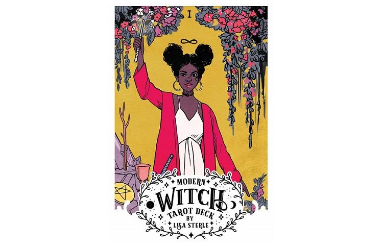 Modern Witch Tarot Deck Review
