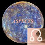 Mercury - North Node aspects