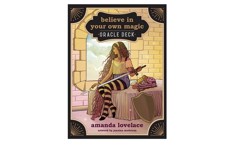 Believe In Your Own Magic By Amanda Lovelace Review