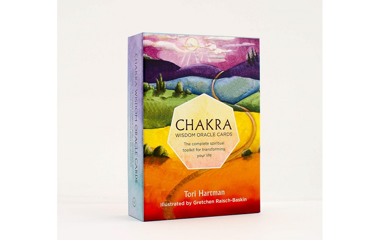 Chakra Wisdom Oracle Cards by Tori Hartman Review