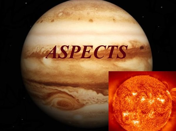 Natal Jupiter – Sun aspects