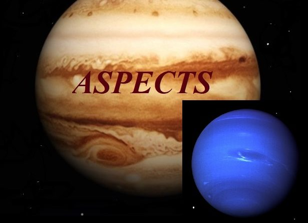 Natal Jupiter – Neptune aspects