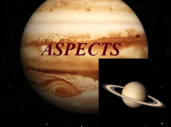 Natal Jupiter - Saturn aspects