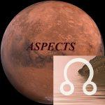 Natal Mars - North Node aspects