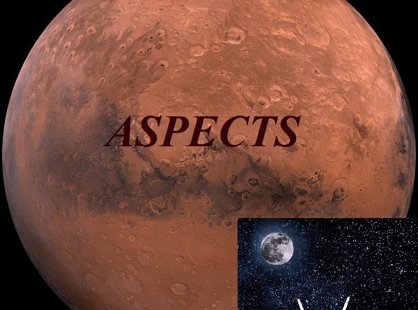 Natal Mars - Vertex aspects