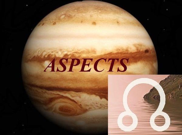 Natal Jupiter - North Node aspects