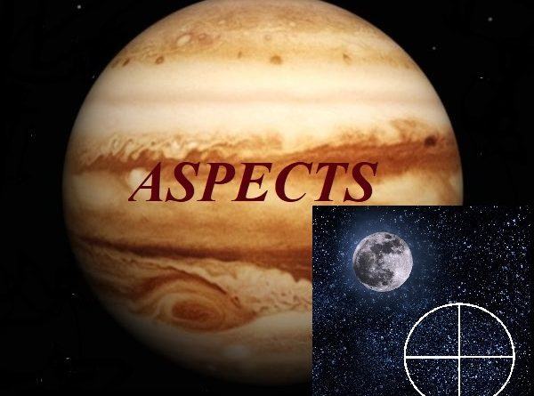 Natal Jupiter - Part of fortune aspects