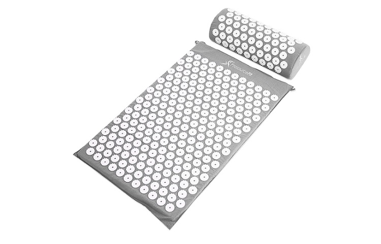 ProsourceFit Acupressure Mat and Pillow Set Review