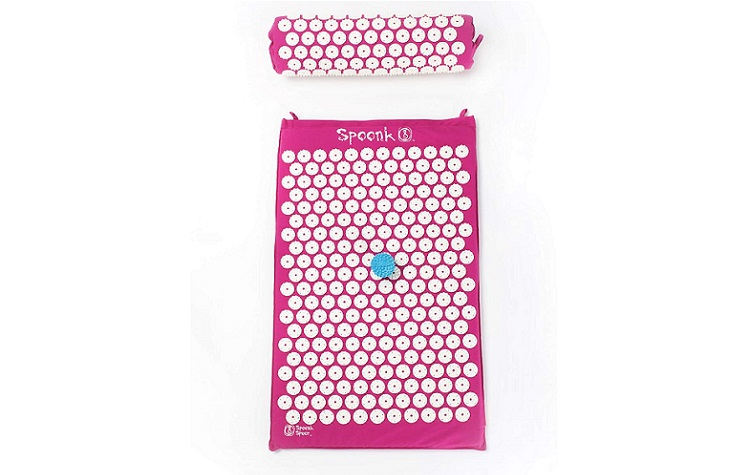 Spoonk Acupressure Mat with Bag Review