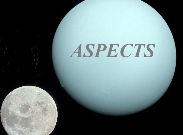 Natal Uranus - Moon aspects