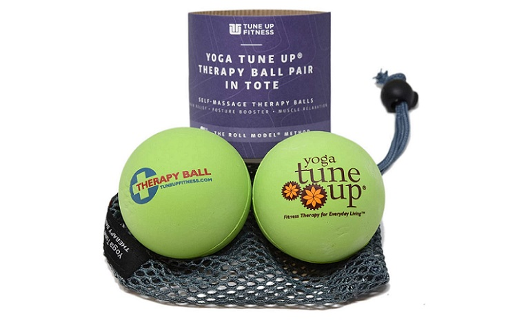 Yoga Tune Up Therapy Ball Pair Review