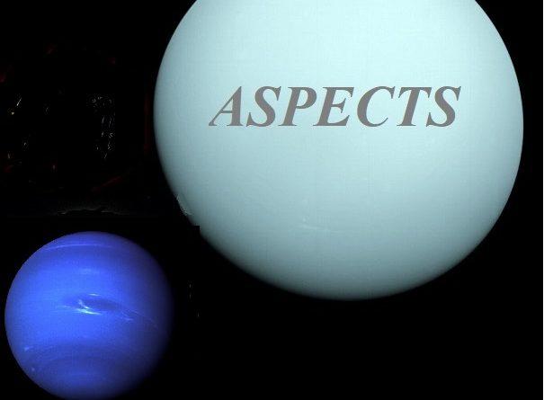 Natal Uranus – Neptune aspects