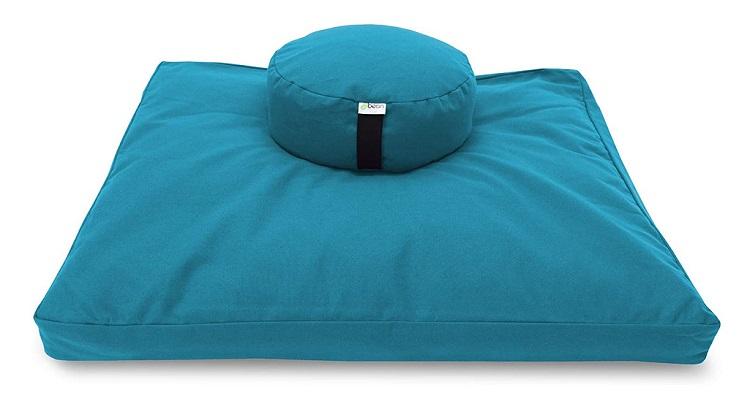 Bean Products Zafu and Zabuton Meditation Cushion Set Review