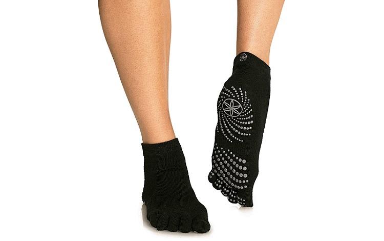 Gaiam Yoga Socks Review
