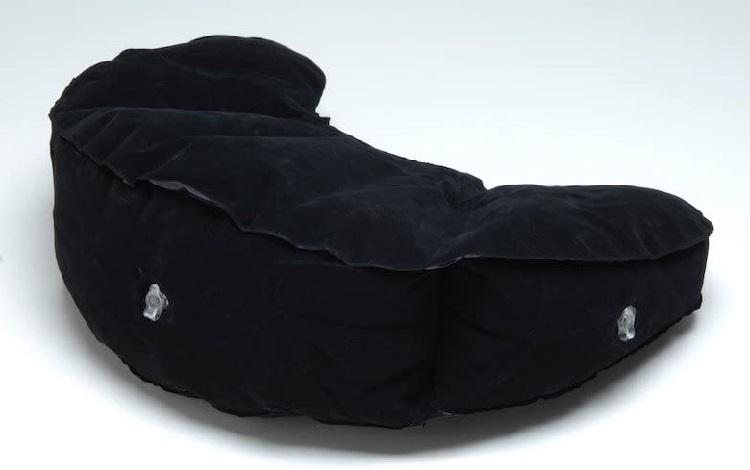 Mobile Meditator Inflatable Meditation Cushion Review