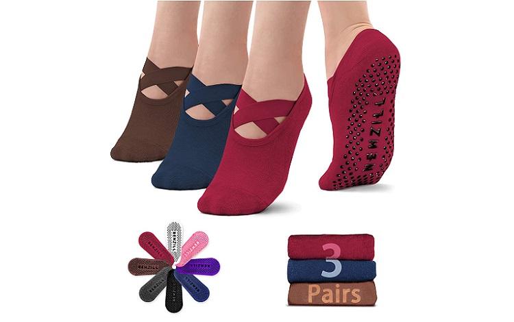 Newzill Yoga Socks Review