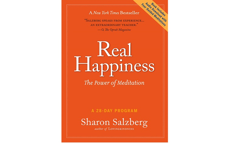 The Power of Meditation by Sharon Salzberg Review