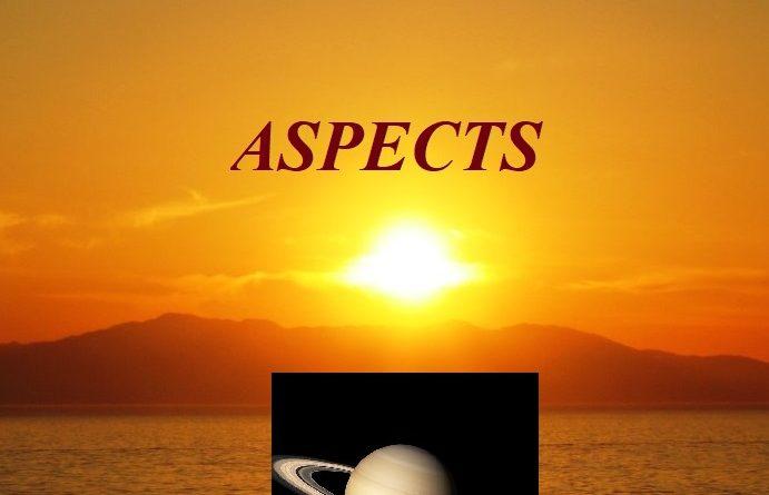 Natal Ascendant - Saturn aspects