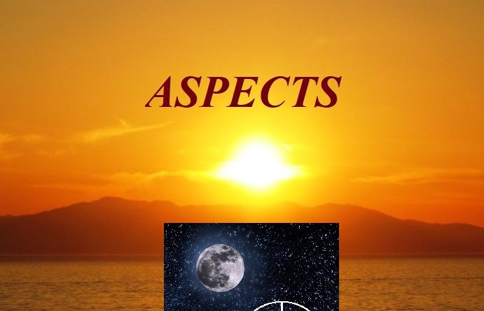 Natal Ascendant - Part of fortune aspects
