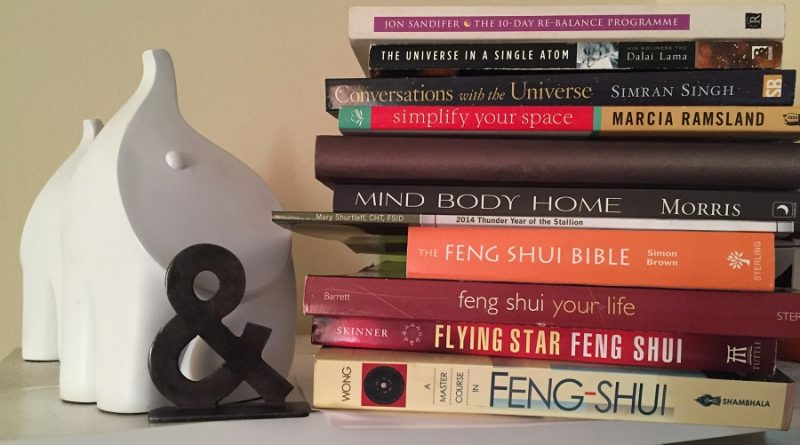 Feng Shui books reviewed