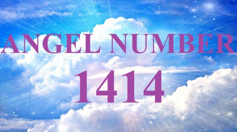 Angel number 1414
