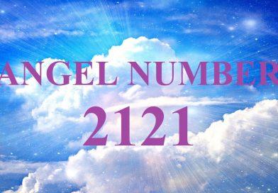Angel number 2121
