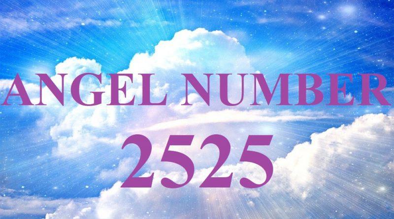 Angel number 2525