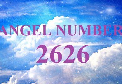 Angel number 2626