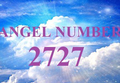 Angel number 2727