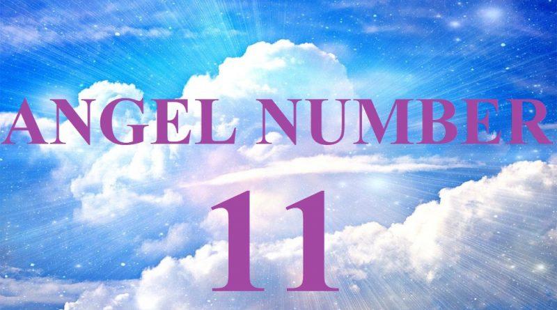 Angel number 11